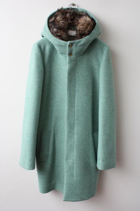 Ohta Melton coat