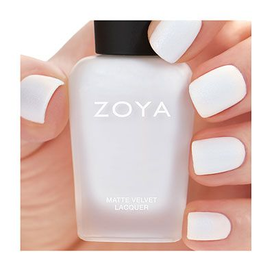 Zoya Nail Polish in Aspen Aspen MatteVelvet Item # ZP814 FALL 2016