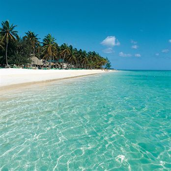 the waters so clear!  Punta Cana, Dominican Republic