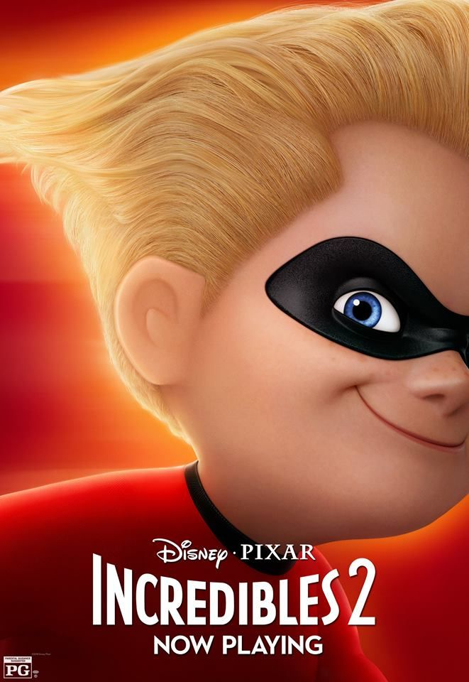 Incredibles 2 Character Posters Dash The Incredibles Incredibles 2 Poster Disney Posters