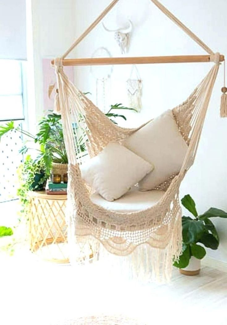 15 Awesome DIY Hammock Chair Design Ideas You Have Must See