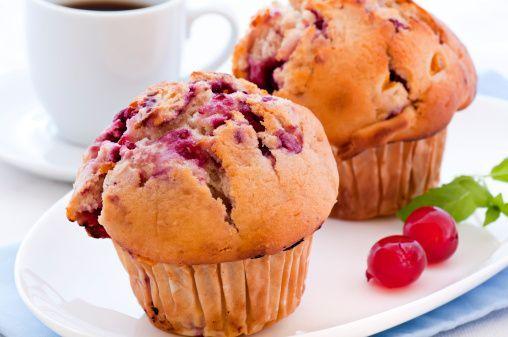 Ricetta Muffin alle Ciliegie