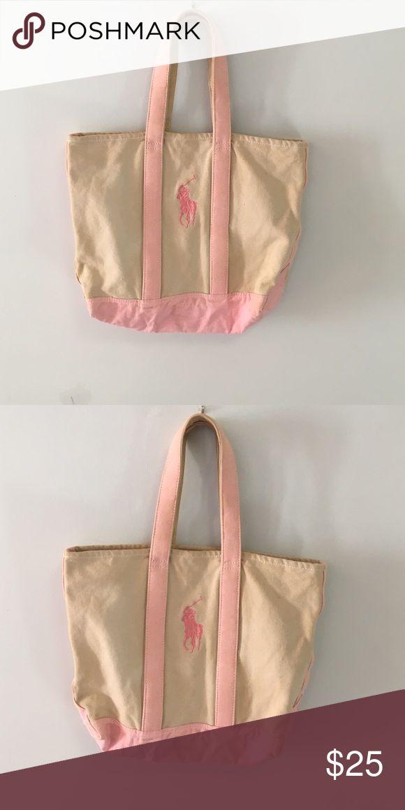 Pink Pony by Ralph Lauren bag Ralph Lauren Pink Pony bag. Ralph Lauren Bags Totes
