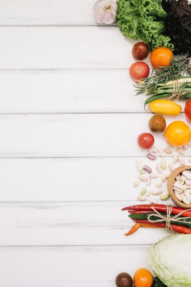 Pile Of Fresh Vegetables Food background wallpapers Food photography background Food menu design