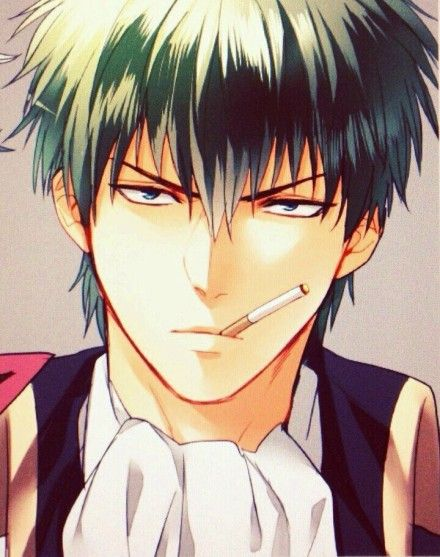 Toshi   Hijikata Toushirou   Gintama   ♤ #anime ♤