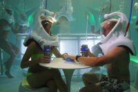 Видео. Подводный ночной клуб - Underwater Nightclub https://mensby.com/video/entertainment/2337-underwater-nightclub  В новом рекламном ролике швейцарская часовая компания TechnoMarine попробовала представить как выглядел бы настоящий ночной клуб под водой.