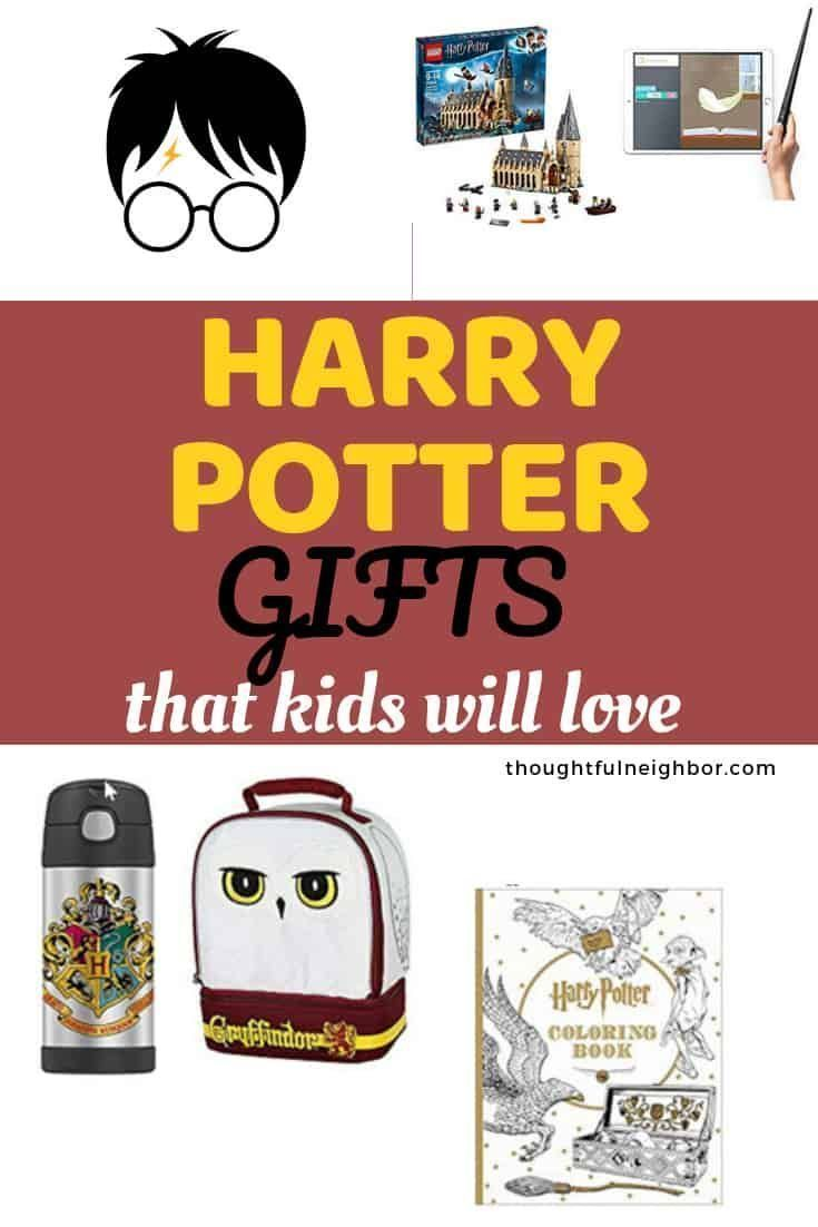 Best harry potter gifts for kids thoughtful neighbor