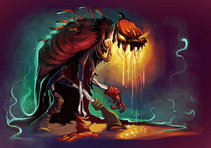 Halloween Think Tank by ~Brett2DBean on deviantART