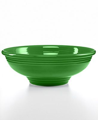 Fiesta Pedestal Bowl - In turquoise or red