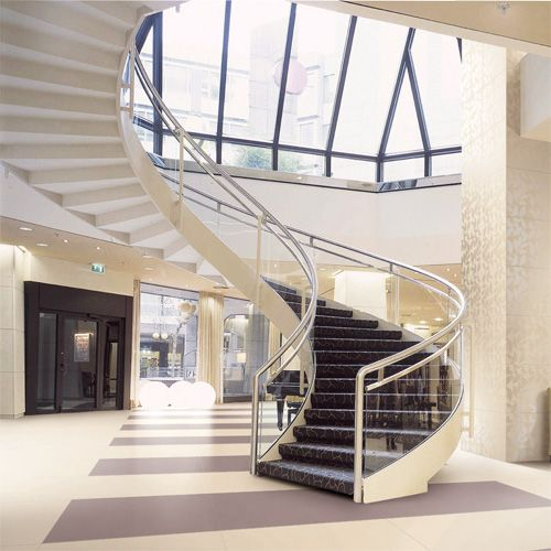 17 best images about a selection of tiled interiors on for Square spiral staircase plans hall
