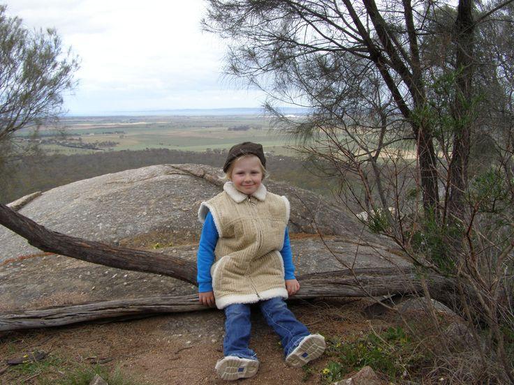 Bridie Flinders Peak