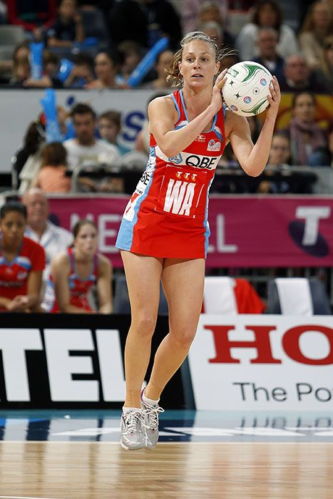 Ware overwhelmed by flood of support - VANESSA Ware has been overwhelmed and humbled by the messages of support she's received from teammates, fans and opponents in the lead-up to her final game with the NSW Swifts.
