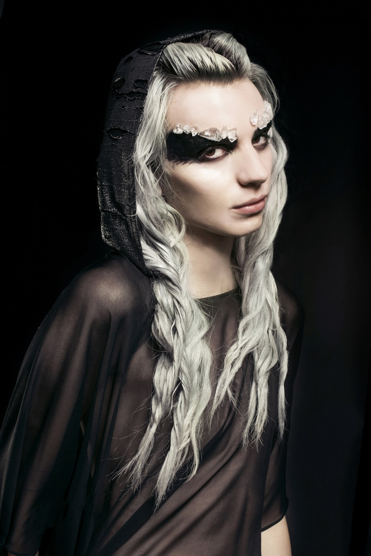 Dust & Drag Clothing | Fade to black, Plaits hairstyles, Face