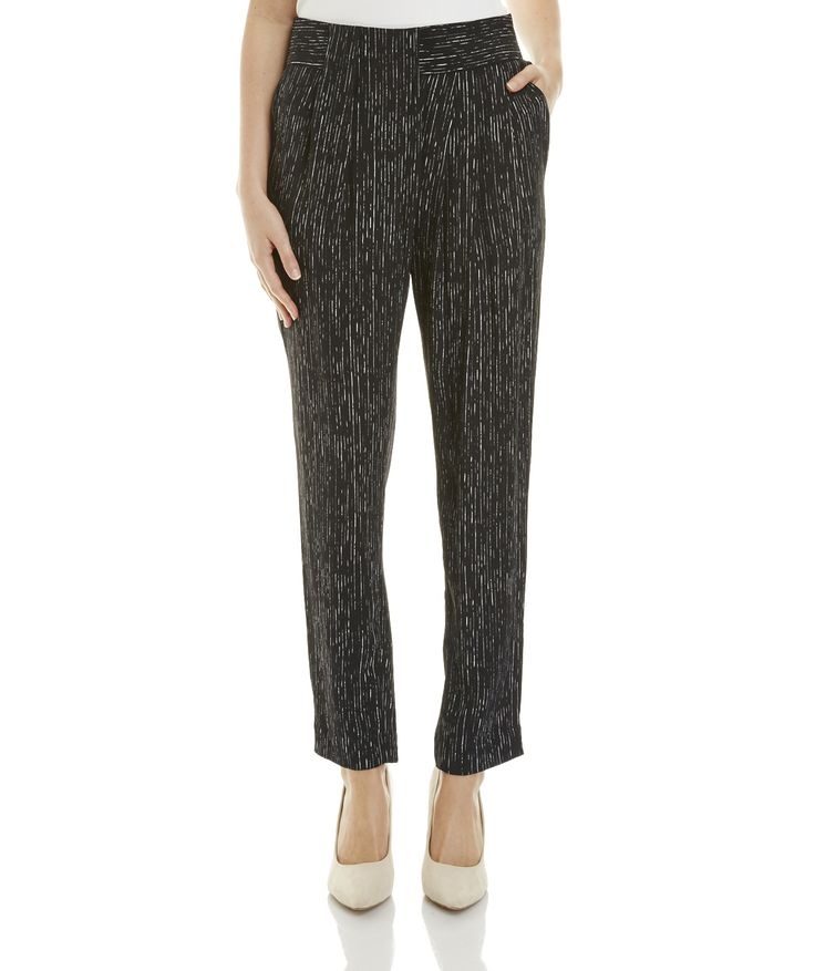 Tuck Front Pant