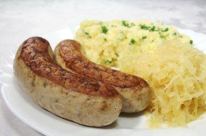 authentic German Sauerkraut