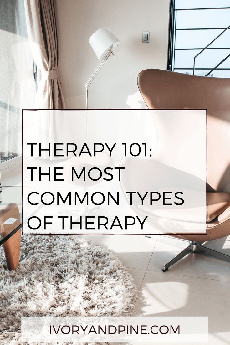 Ivory & Pine | therapy | types of therapy | CBT | DBT | ACT | SFBT | Adlerian therapy | Gottman method | counseling