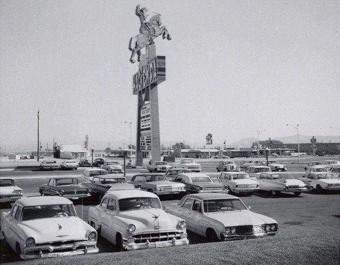 Las Vegas, 1965