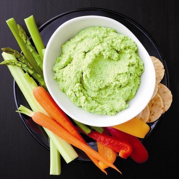 wasabi edamame dip | dips / sauces | Pinterest