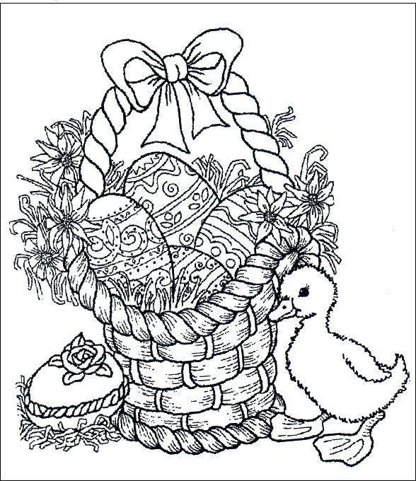 easter_181 Easter coloring pages