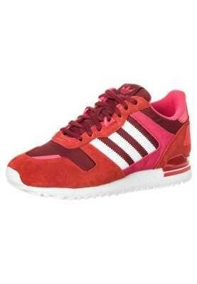 Acquista adidas Originals ZX 700 Sneakers basse rosso Donna -