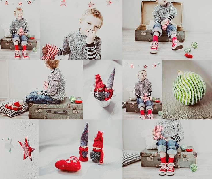 Child Photography / Christmas Photo Session Ideas / Holiday Card Idea / Snap Boutique / Prop Ideas / Poses / Pose Idea / Photoshoot