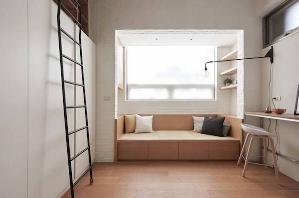 103 Best Minimalist Small Apartments Images On Pinterest | Room Ideas, Home  Ideas And Small Spaces