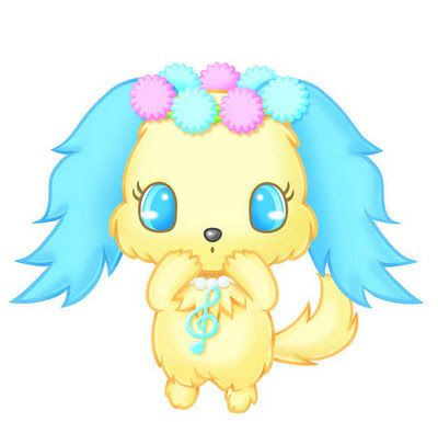 44 best images about jwelpet on pinterest lady anime cosplay and plush - Jewelpet prase ...
