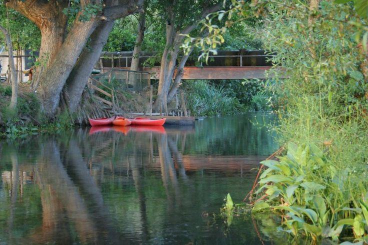 Rio S.Marino con canoe