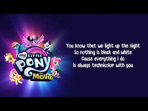 CL - No Better Feelin LYRICS (From My Little Pony The Movie) - YouTube