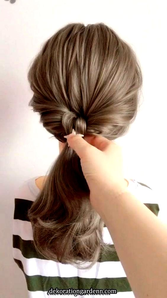 Women Casual Hair Style | Vintage hairstyles for long hair, Long hair styles, Ha...#casual #hair #hairstyles #long #style #styles #vintage #women