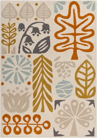printmaking, print, design, colour, leaves, abstract, illustration, pattern, nature, autumn, lino