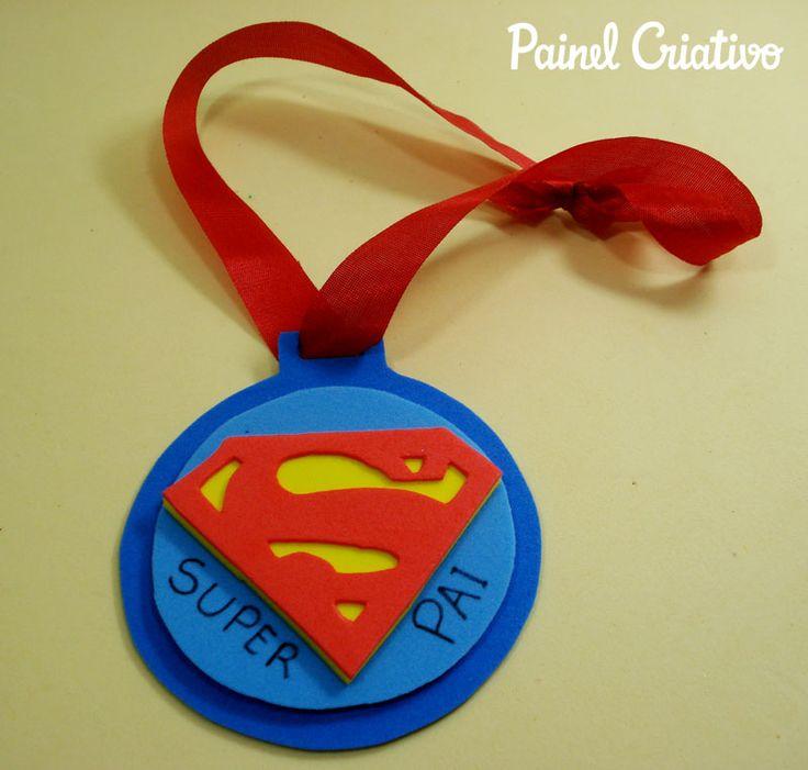 como lembrancinha dia dos pais medalha em eva escola (3)