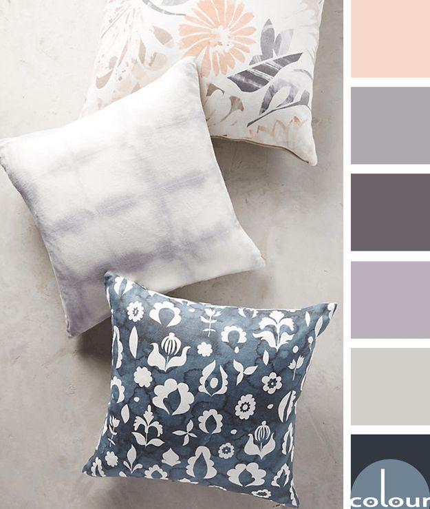 Best 25 Purple Gray Bedroom Ideas On Pinterest