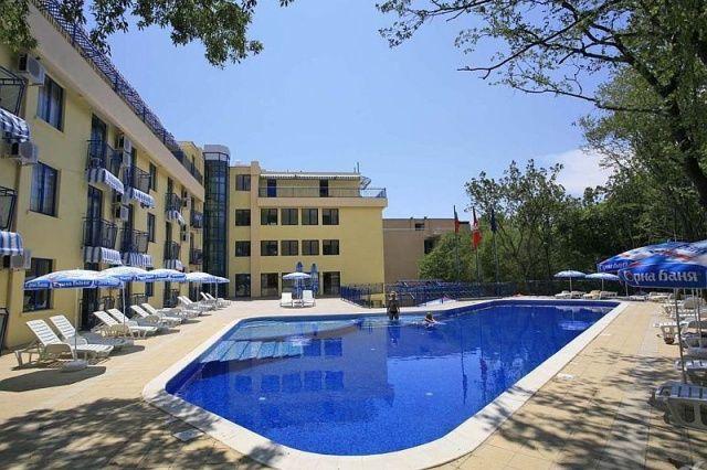 Hotel Blue Sky, Utazasok Arany Homok - INVIA.HU