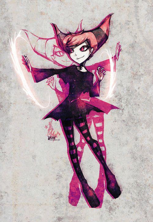 Jinx (Teen Titans) by laurel01 on zerochan