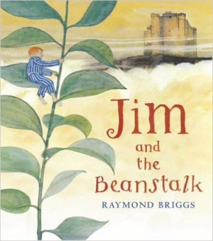 Jim and the Beanstalk - use for measuring. Eg. Make a pair of spectacles double the size of a human's for the giant. http://ukedchat.com/2014/04/02/ukedmag-maths-through-stories/