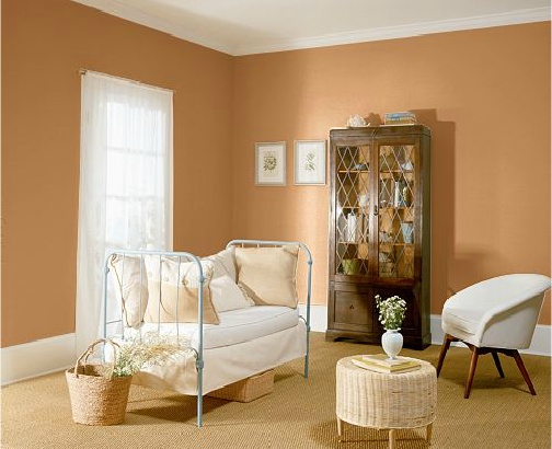 Bedroom Behr Glazed Pecan 280d 5 Decorating Room