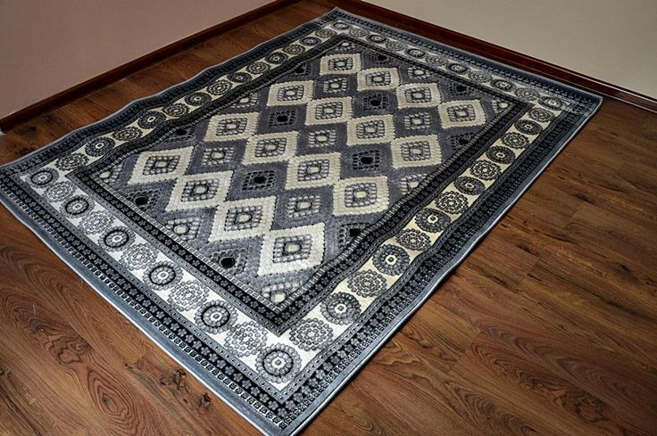 DYWAN VISION NOWO�C 160X230CM Silver Exclusive
