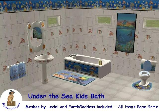 63 best images about kids bathroom on pinterest for Under the sea bathroom ideas