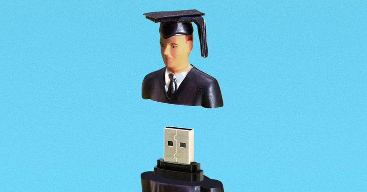 here's what will truly change higher education: online degrees that are seen as official