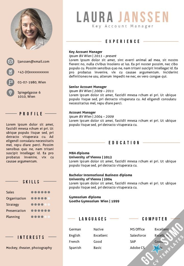 The 25+ best Latex resume template ideas on Pinterest Latex - latex template resume