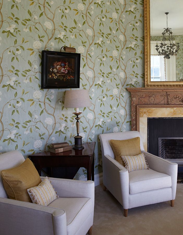 59 best wall paper images on pinterest wallpaper wall for Interior design agencies london
