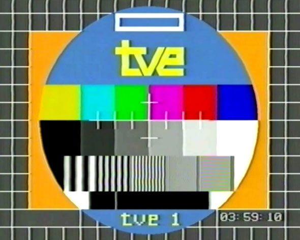 Qué rabia me daba encender la tele y que todavía estuviese la carta-de-ajuste