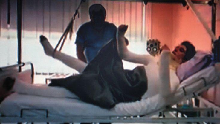 Full Body Cast Hospital Story
