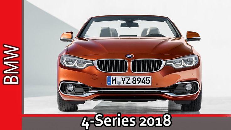 BMW 4‑Series 2018 / БМВ 4-серии 2018 - Обзор от AUTO WORLD. RU