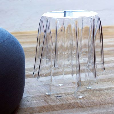 Grand Illusion Side Tables
