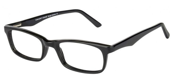 Vincent Chase Vagabond VC 6946/1 Black C1 Eyeglasses