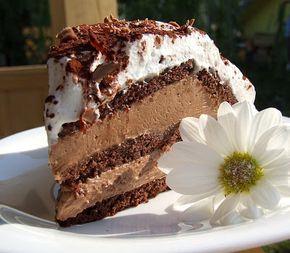 Cupola ninsa de ciocolata | Retete culinare cu Laura Sava