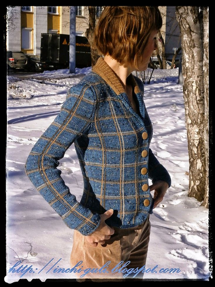 Все дело в твиде...: ru_knitting
