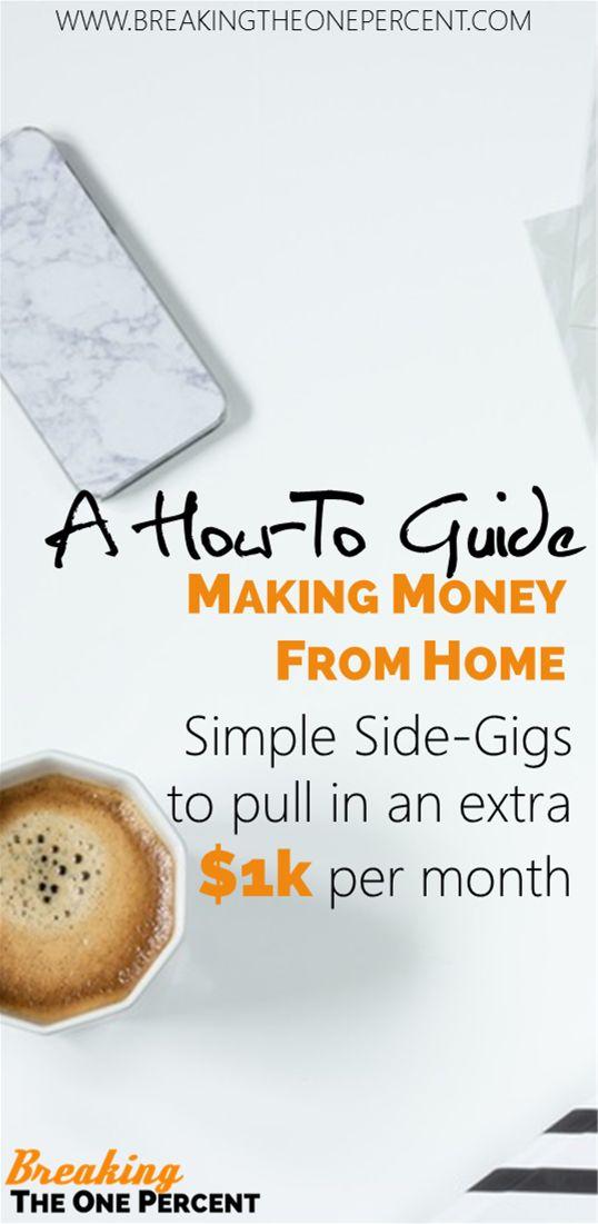 4705 best Side Hustle Ideas images on Pinterest   Earning money ...